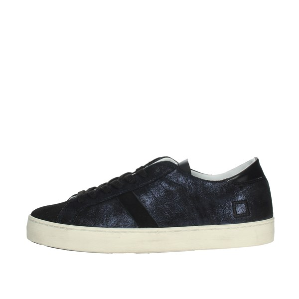 D.a.t.e. Shoes Sneakers Blue HILL LOW-13I