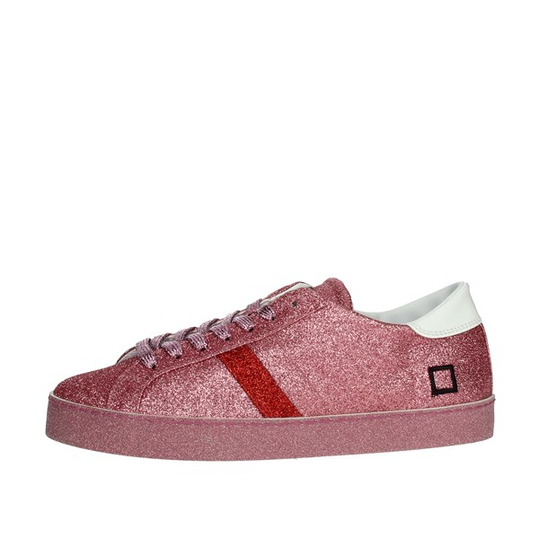 D.a.t.e. Shoes Sneakers Rose HILL LOW-12I