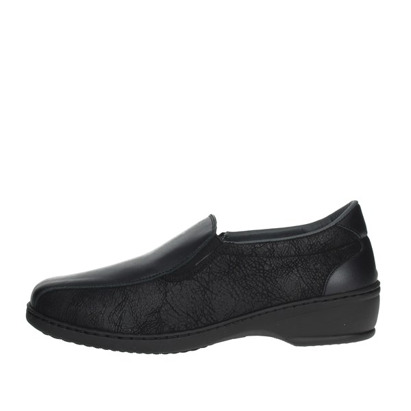 Notton Shoes Loafers Charcoal grey 2332