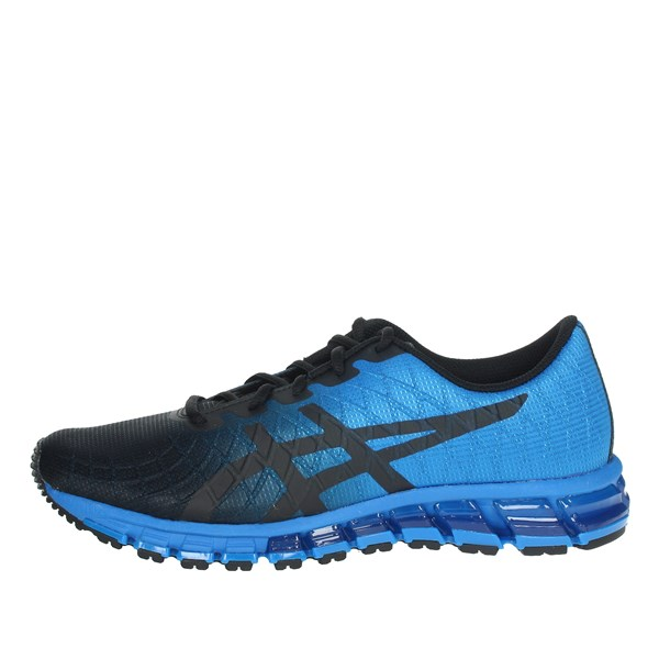 Asics Shoes Sneakers Black/Blue 1021A104