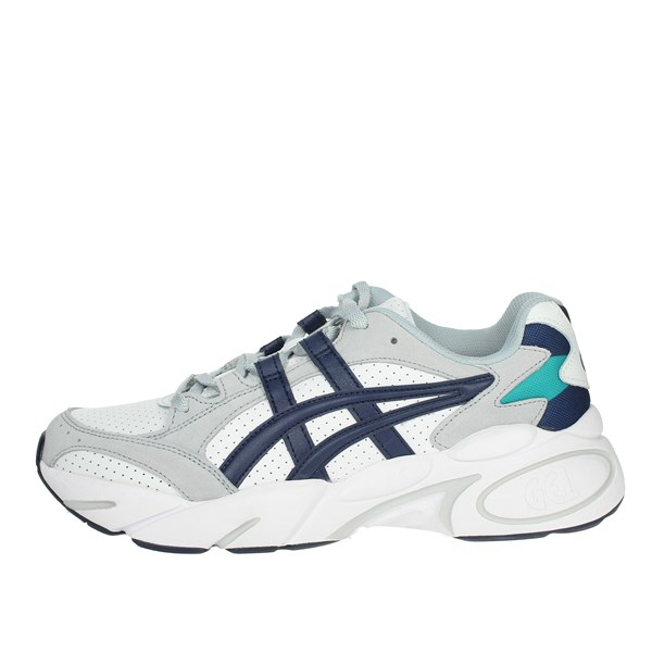 Asics Shoes Sneakers White/Blue 1021A216