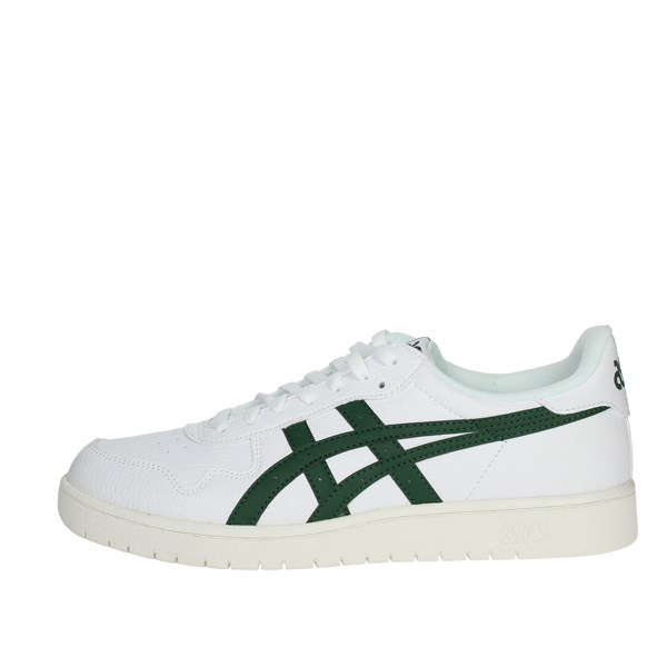 Asics Shoes Sneakers White/Green 1191A212