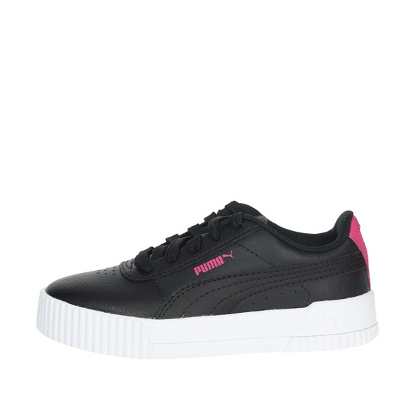 Puma Shoes Sneakers Black/Fuchsia 370678
