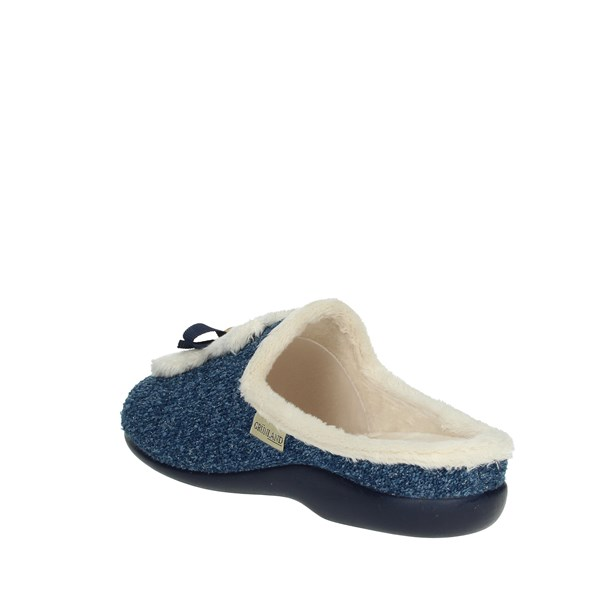 Grunland Shoes Clogs Blue CI2042-58