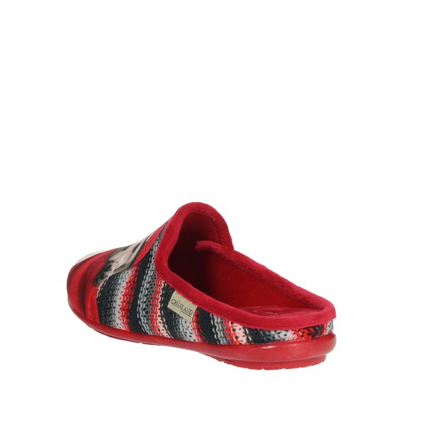 Grunland Shoes Clogs Red CI2070-B5