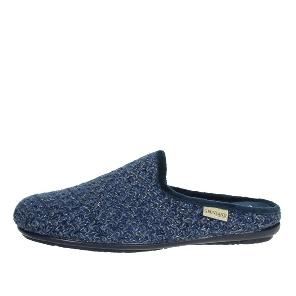 Grunland Shoes Clogs Blue CI2065-B5