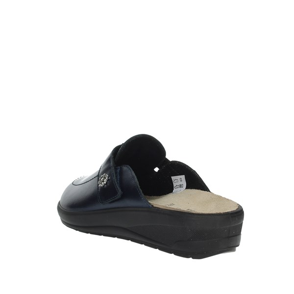 Grunland Shoes Clogs Blue CE0627-59