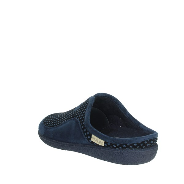 Grunland Shoes slippers Blue/Black CI2048-58