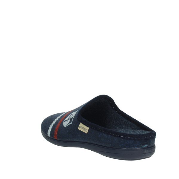Grunland Shoes slippers Blue CI2084-B2