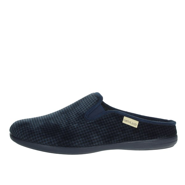Grunland Shoes slippers Blue CI2081-B2