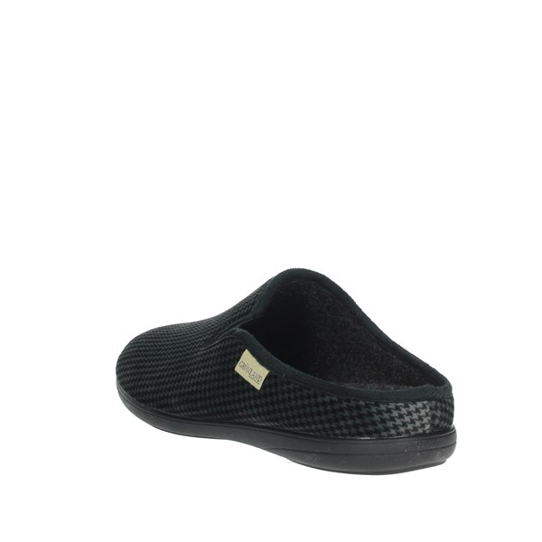 Grunland Shoes slippers Grey/Black CI2081-B2
