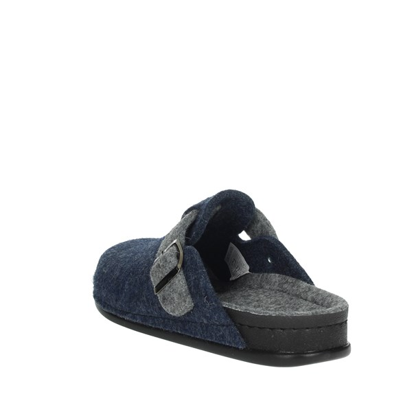 Grunland Shoes slippers Blue/Grey CI1016-A6