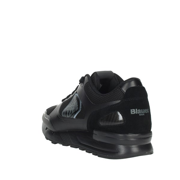 Blauer Shoes Sneakers Black TYLER01