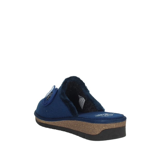 Grunland Shoes Clogs Blue CI1687-G7
