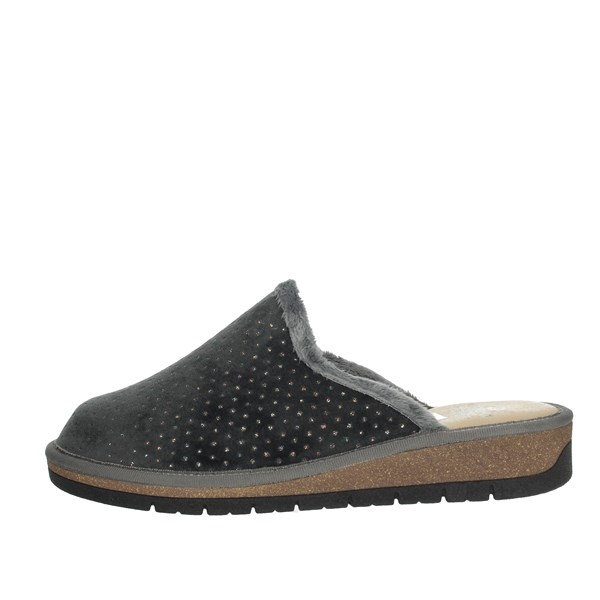 Grunland Shoes Clogs Grey CI1686-G7
