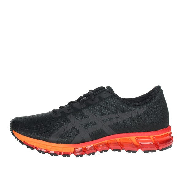 Asics Shoes Sneakers Black 1021A104