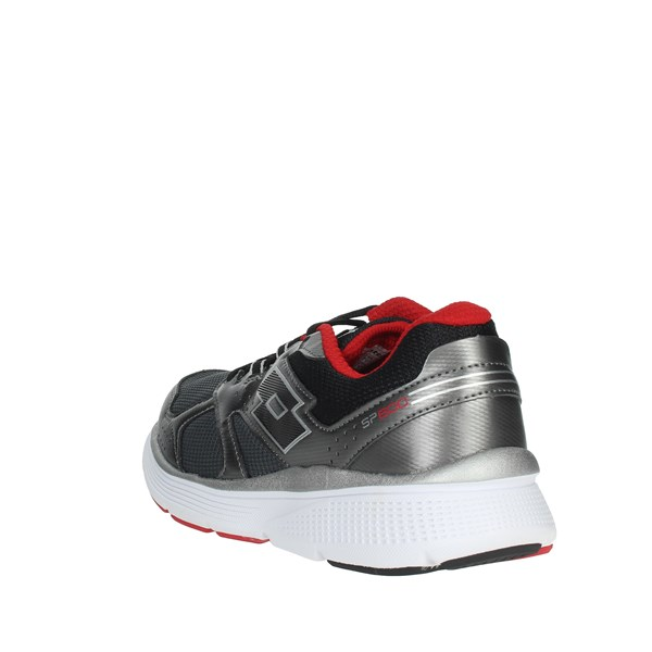 Lotto Shoes Sneakers Grey/Red 211819