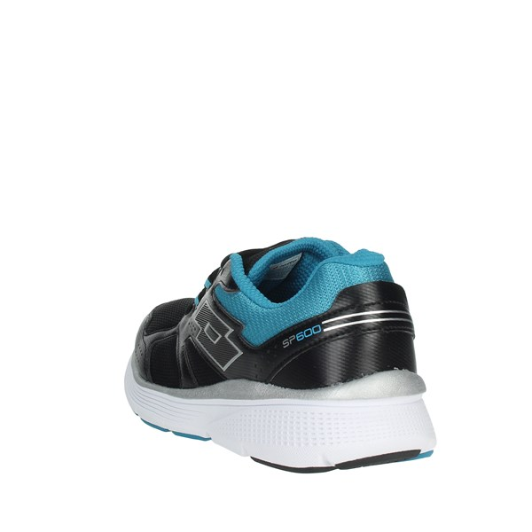 Lotto Shoes Sneakers Black 211819