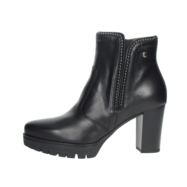 Nero Giardini Shoes Ankle Boots Black A909670D