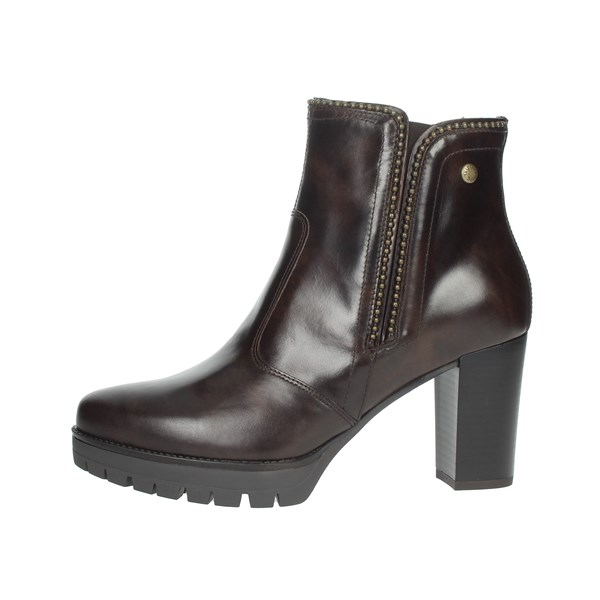 Nero Giardini Shoes Ankle Boots Brown A909670D