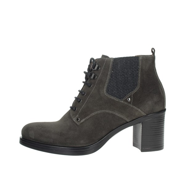 Nero Giardini Shoes Ankle Boots Grey A908821D