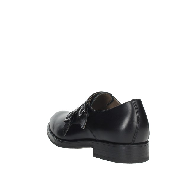 Nero Giardini Shoes Brogue Black A90112U