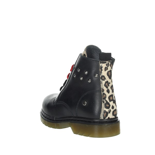 Melania Shoes Boots Black ME2674D9I.A