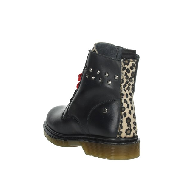 Melania Shoes Boots Black ME6674F9I.A