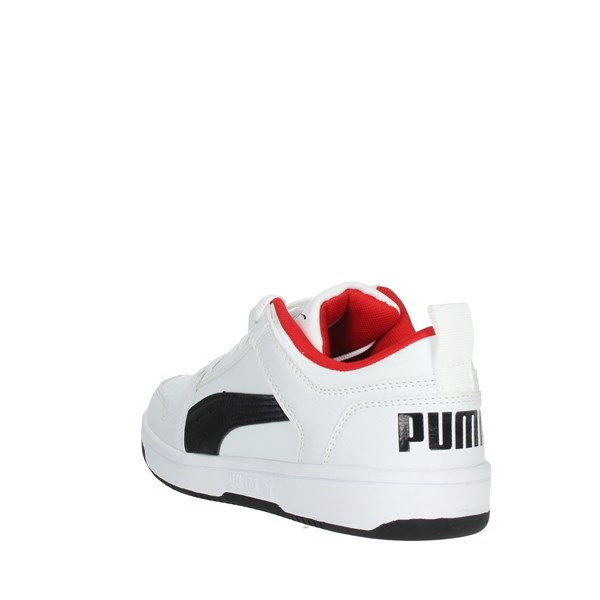 Puma Shoes Sneakers White/Black 370490