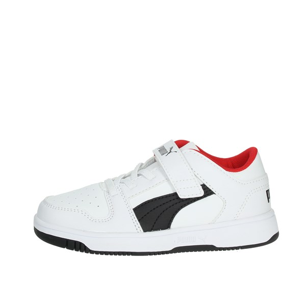 Puma Shoes Sneakers White/Black 370492