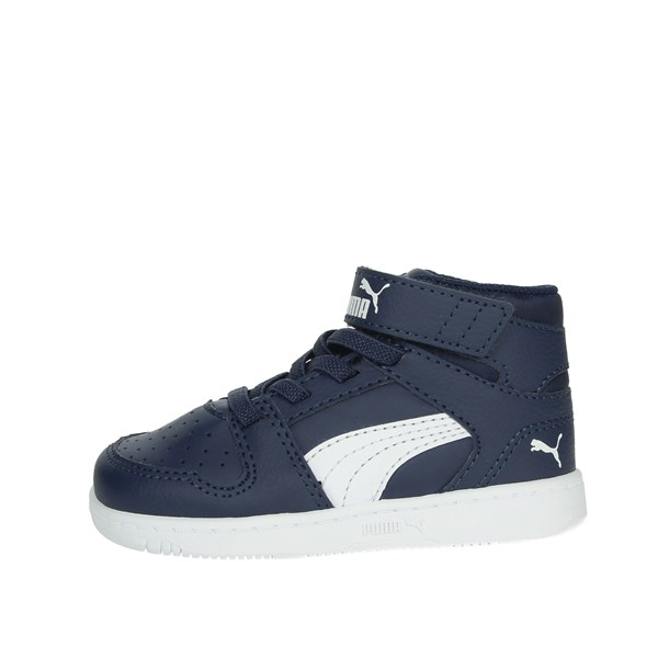 Puma Shoes Sneakers Blue 370489