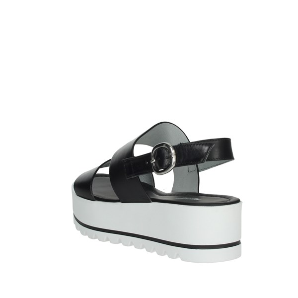 Nero Giardini Shoes Sandals Black P908322D