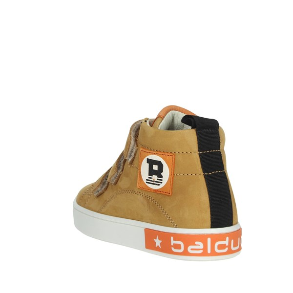Balducci Shoes Sneakers Mustard ROBAS1614
