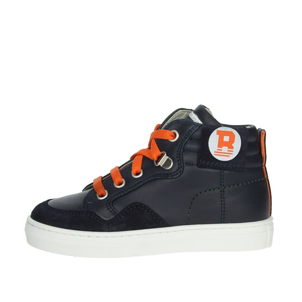 Balducci Shoes Sneakers Blue BUTTER1556