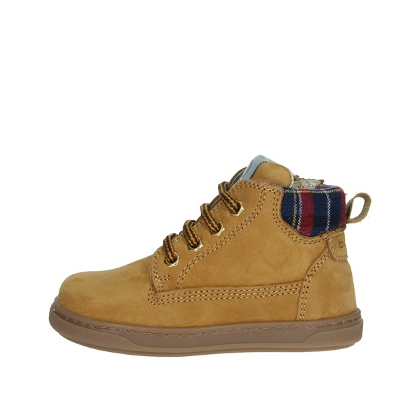 Balducci Shoes Laced Yellow MSPORT3153
