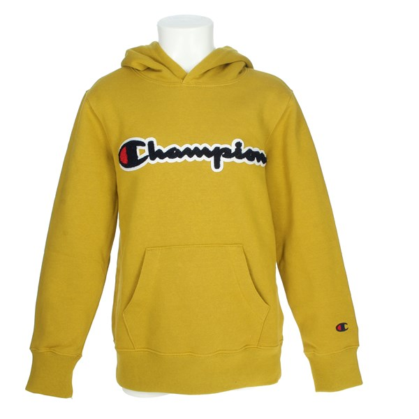 Champion Clothing Sweatshirt Mustard 305052-F19
