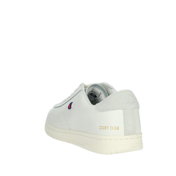 Champion Shoes Sneakers Creamy white S21126-F19
