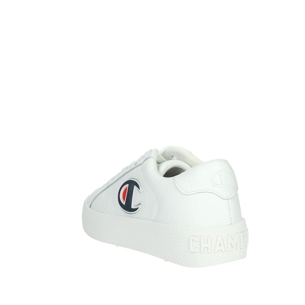 Champion Shoes Sneakers White S10739-F19