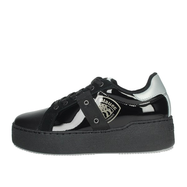 Blauer Shoes Sneakers Black MADELINE02