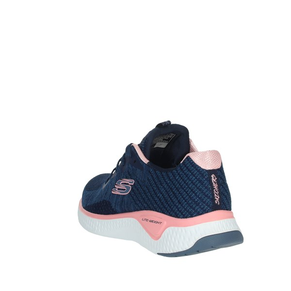 Skechers Shoes Sneakers Blue/Pink 13328