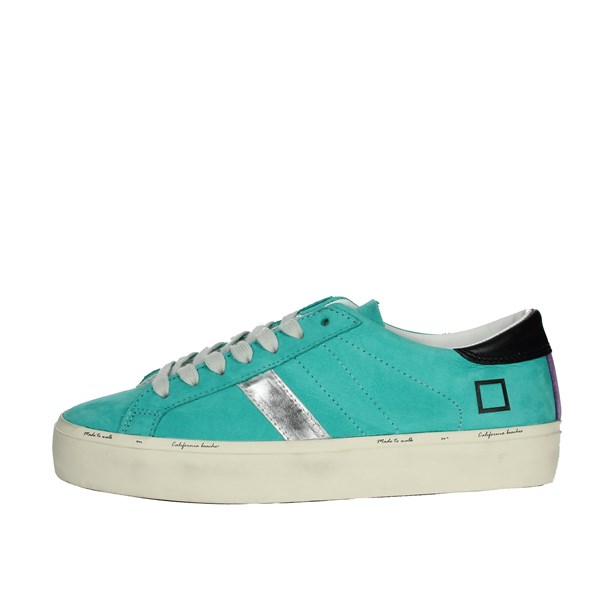 D.a.t.e. Shoes Sneakers Aqua E20-1