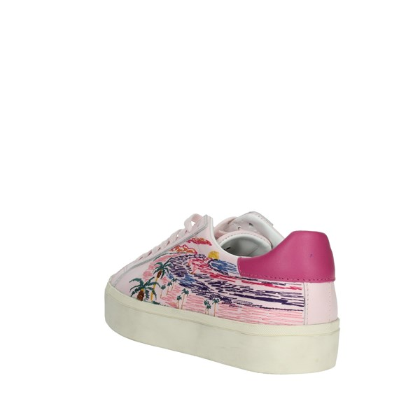D.a.t.e. Shoes Sneakers Rose E20-5