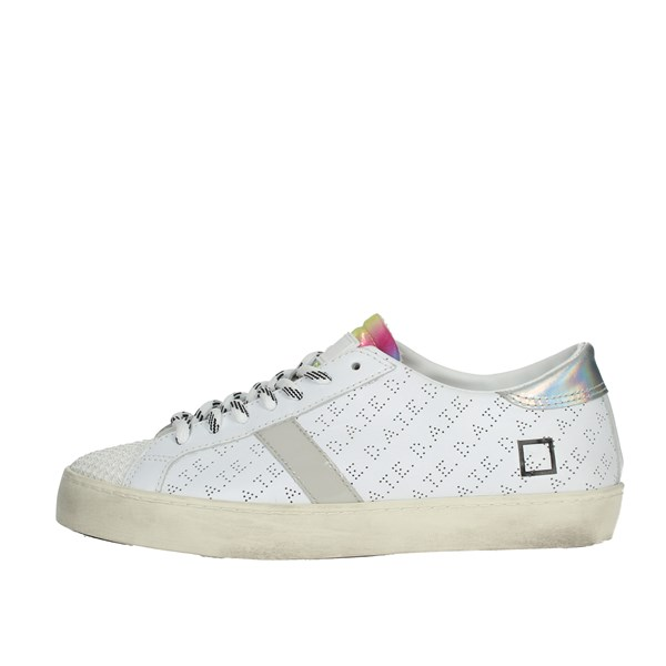 D.a.t.e. Shoes Sneakers White E20-11