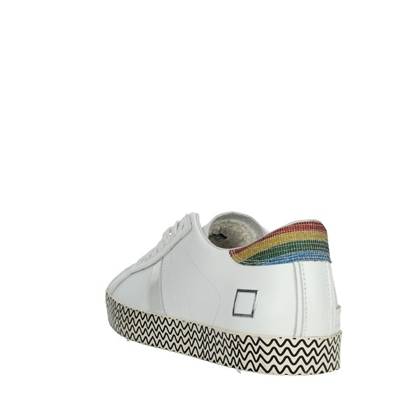 D.a.t.e. Shoes Sneakers White E20-21