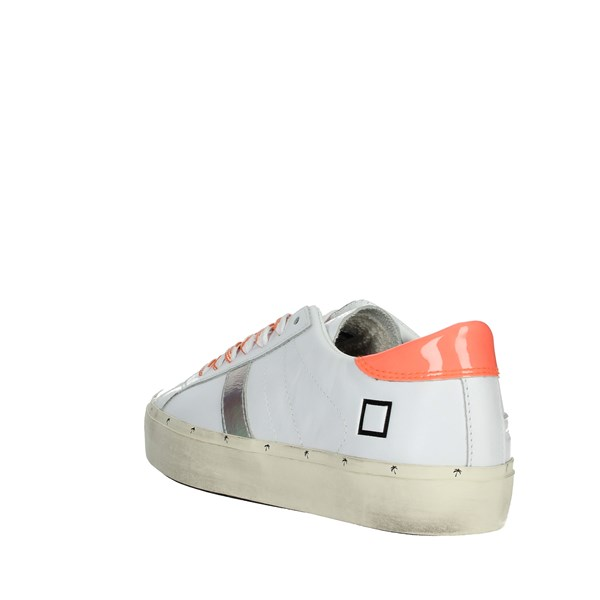 D.a.t.e. Shoes Sneakers White E20-27