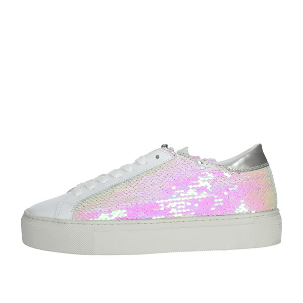 D.a.t.e. Shoes Sneakers White E20-24