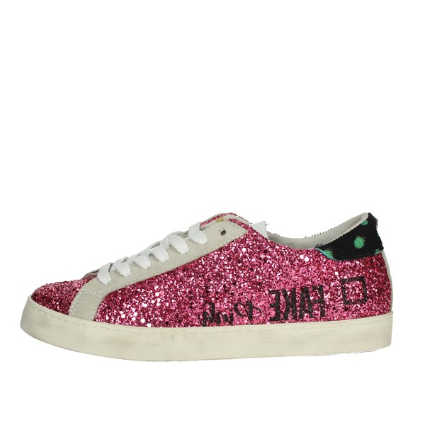 D.a.t.e. Shoes Sneakers Fuchsia E20-22