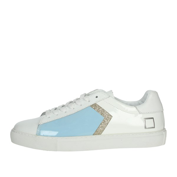 D.a.t.e. Shoes Sneakers White E20-36