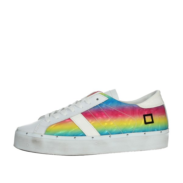 D.a.t.e. Shoes Sneakers White E20-54