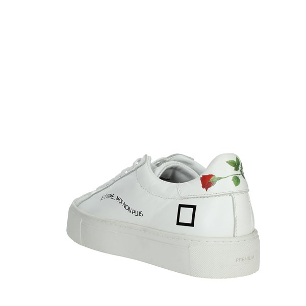 D.a.t.e. Shoes Sneakers White E20-28